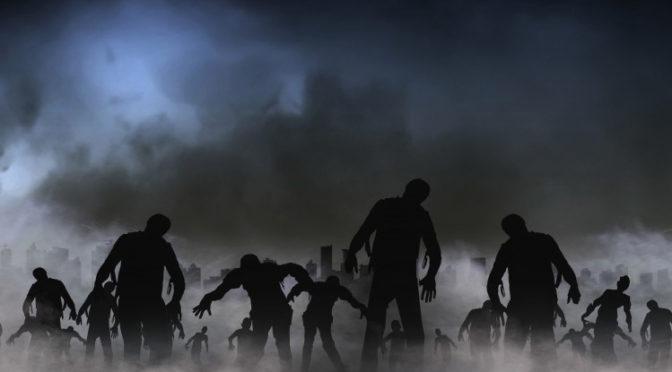 Liegen die Wurzeln der europäischen Vorstellung von Zombies im Voodoo? (Bild: Tabthipwatthana/fotolia.com)