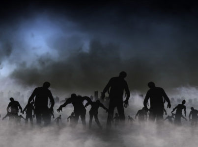 Are the roots of a European opinion of zombies in a voodoo? (Image: Tabthipwatthana / fotolia.com)