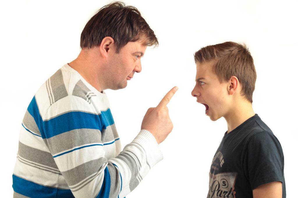 Aggressive Kinder durch unterentwickelte Sprachentwicklung. Bild: klickerminth- fotolia