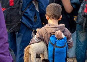 Die meisten Flüchtlinge sind traumatisiert und benötigen psychische Unterstützung. Bild: Lydia Geissler - fotolia