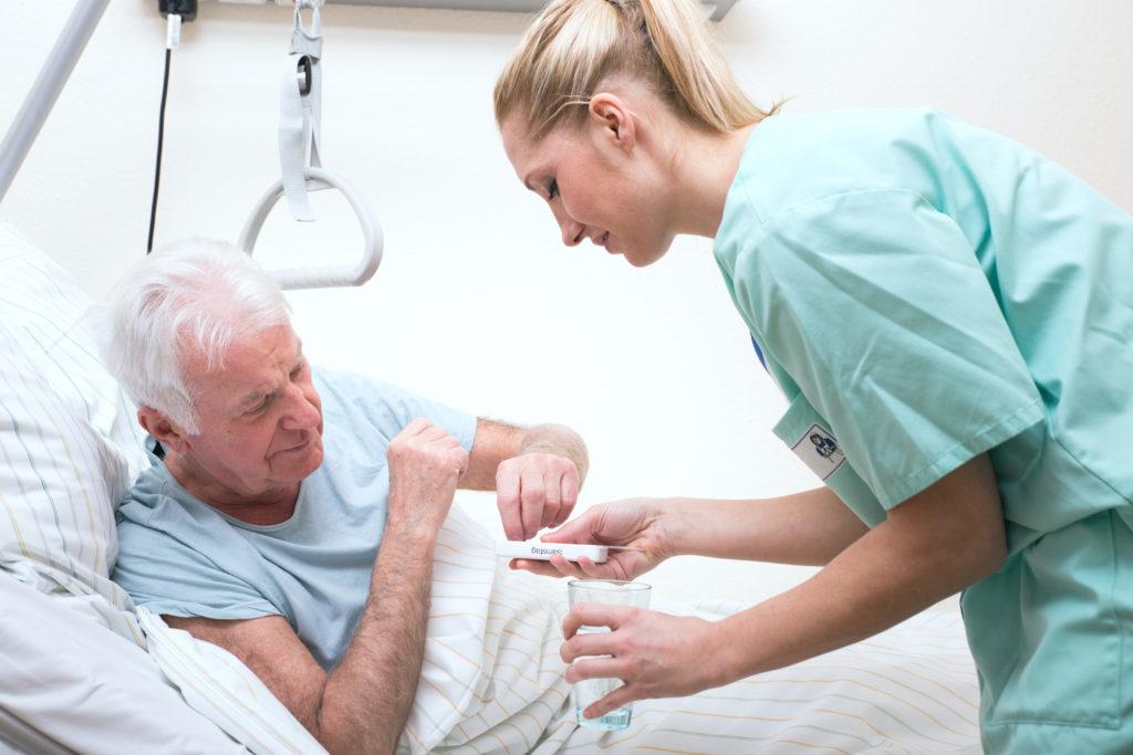 Die Versorgung von Krebspatienten ist nicht besser geworden. Bild: drubig-photo - fotolia