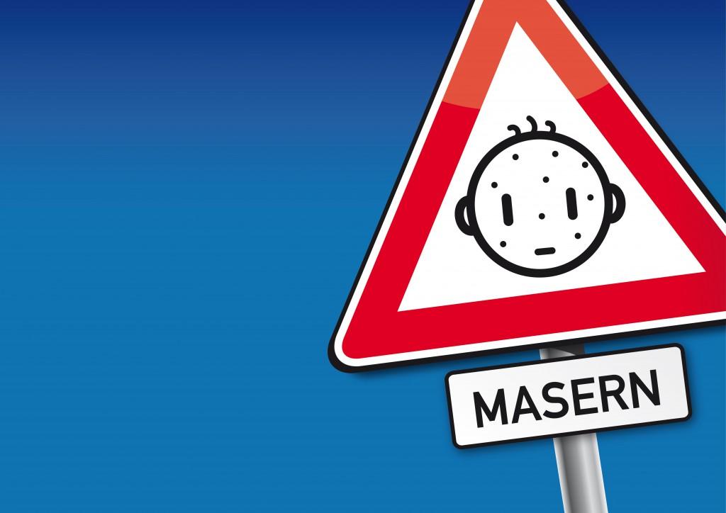 Masern-Fälle haben in Hamburg zugenommen. Behörde ruft zur Impfung auf. Bild: Trueffelpix - fotolia