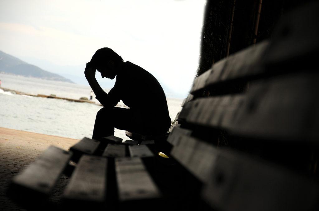 Eine Posttraumatische Belastungsstörung ist eine schwere psychische Erkrankung. Eine Therapie kann den Betroffenen helfen. Bild: hikrcn - fotolia