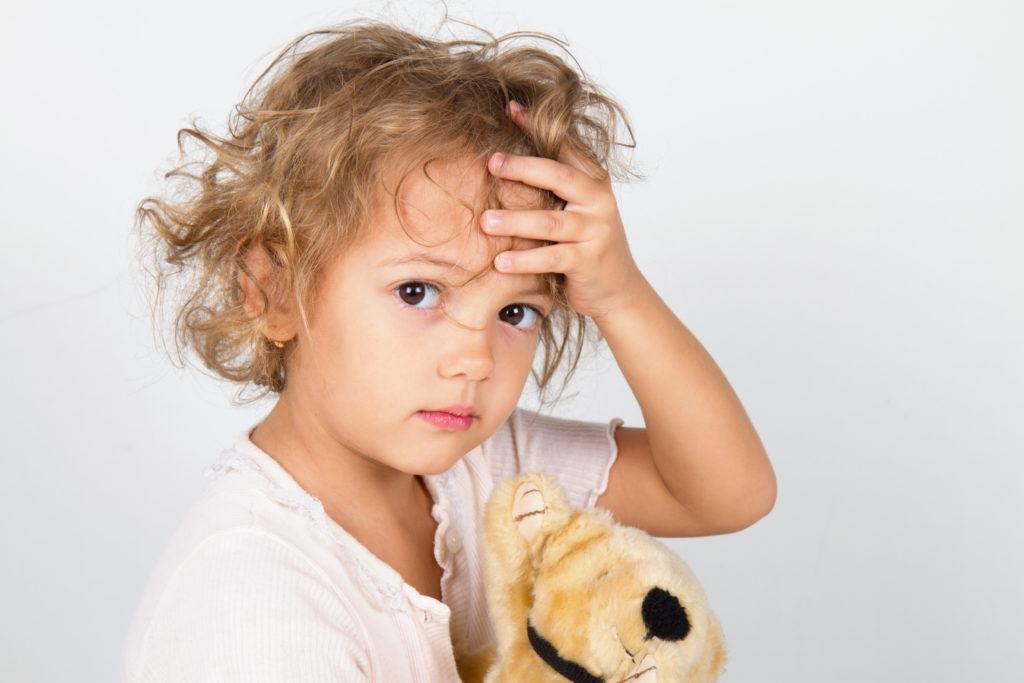 Rheuma kann auch Kinder treffen. Bild: angiolina - Fotolia