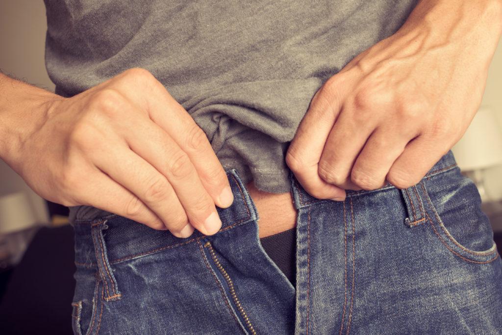 Studie zeigte: Unregelmäßiges Essen macht dick. Bild: nito - fotolia