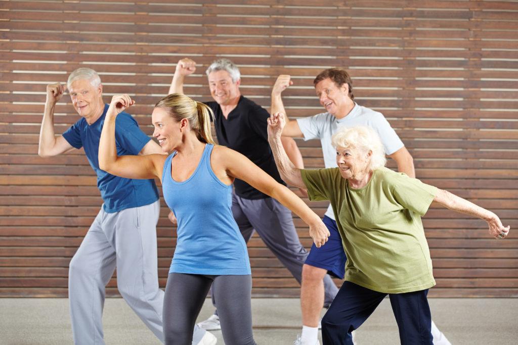 Die Angst vor dem Älterwerden ist meist unbegründet. (Bild: Robert Kneschke/fotolia.com)