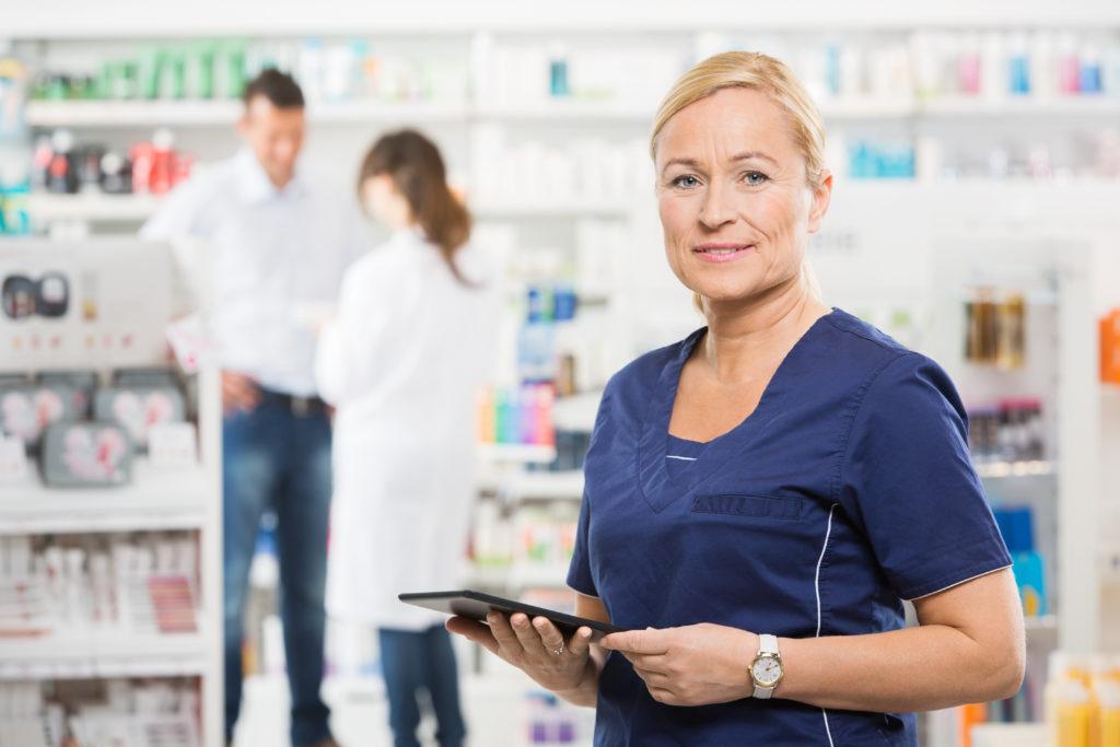 Das digitale Beratungsangebot in Apotheken soll die Arzneimittelsicherheit erhöhen. (Bild: Tyler Olson/fotolia.com)