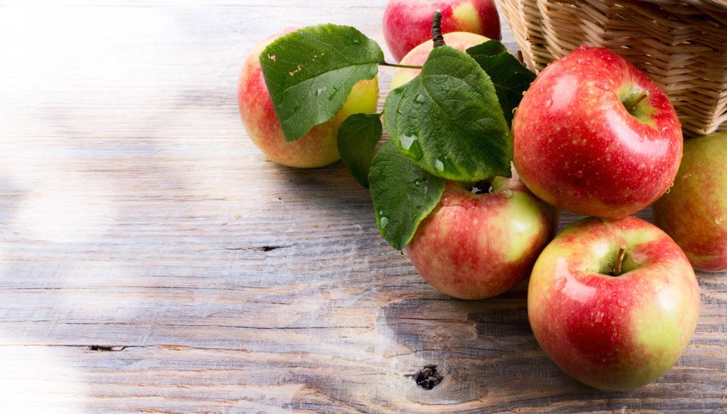Bei richtiger Lagerung bleiben Äpfel lange haltbar. (Bild: Konstiantyn/fotolia.com)
