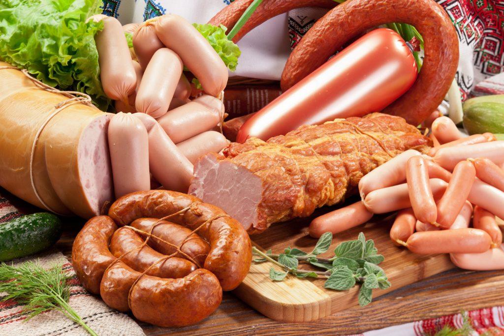 """Verarbeitetes Fleisch wurde von der IARC als """"krebserzeugend"""" bewertet. (Bild: volff/fotolia.com)"""