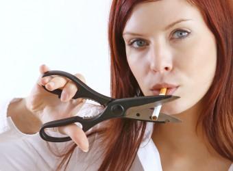Das Rauchen aufgeben funktioniert vor allem gut, wenn der Betroffene mit der ganzen Kraft seines Willen dahinter steht. Bild: Knut Wiarda - fotolia