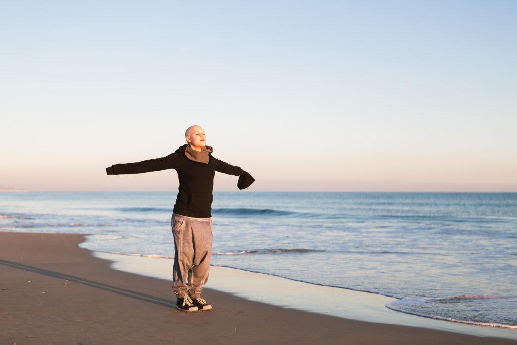 Was tun nach einer Krebsdiagnose. Ein neuer Ratgeber soll helfen. Bild: photopitu - fotolia