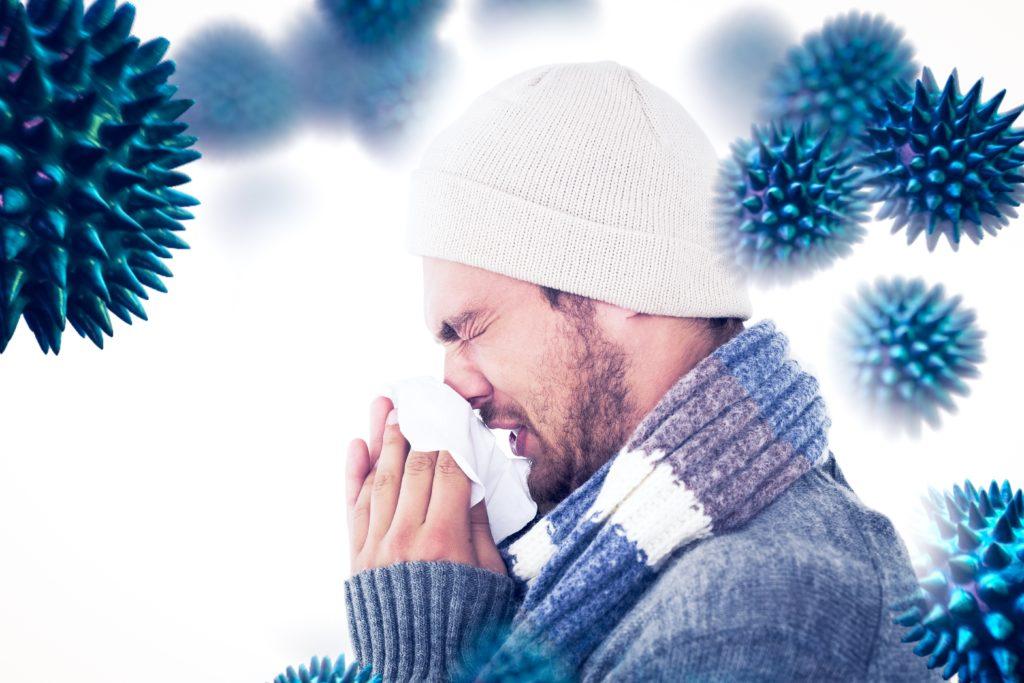 Erste Grippefälle in Berlin. Bild: Stasique - fotolia