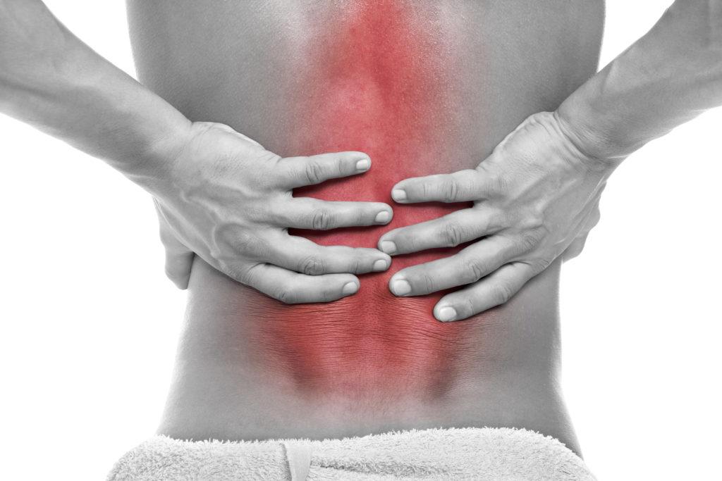 Mit der Zeit bessern sich fast alle Rückenschmerzen. Bild: cristovao31 - fotolia