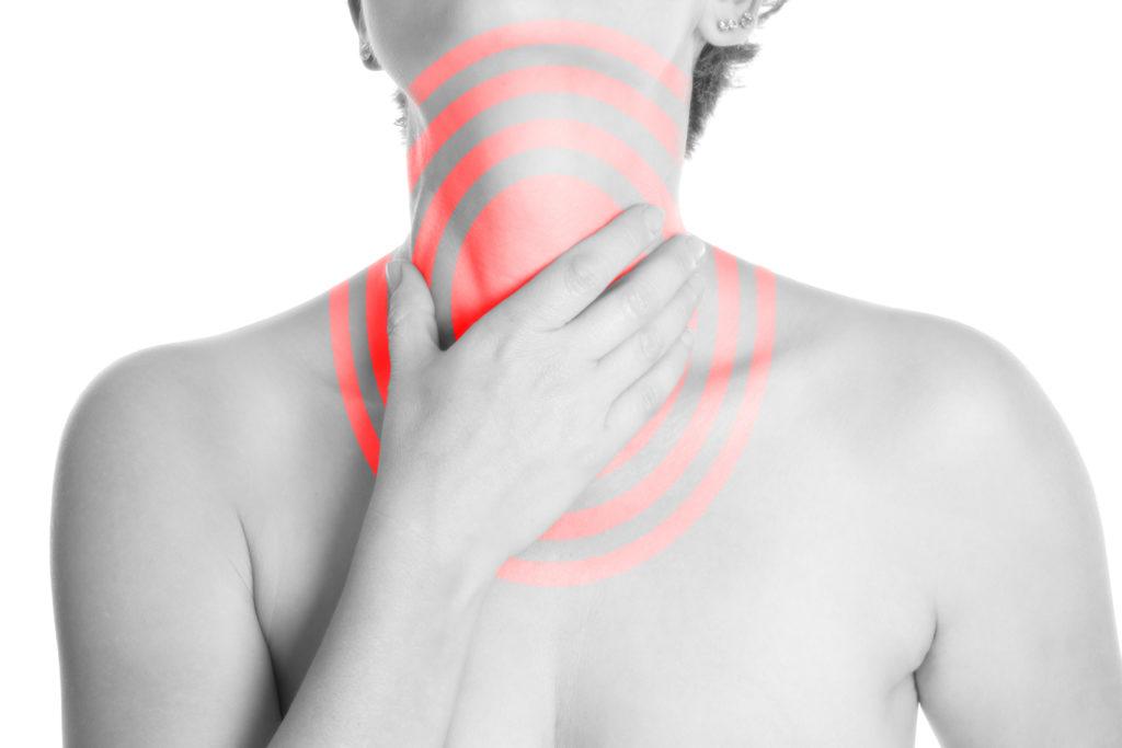Rachenkrebs: Immer mehr Menschen erkranken. Bild: SENTELLO - fotolia