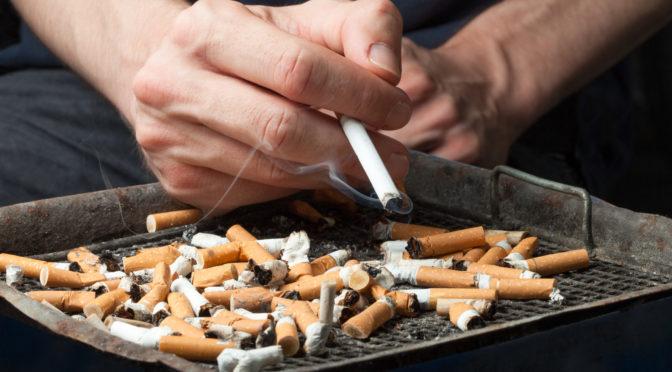 Nikotinsucht (Nikotinabhängigkeit)