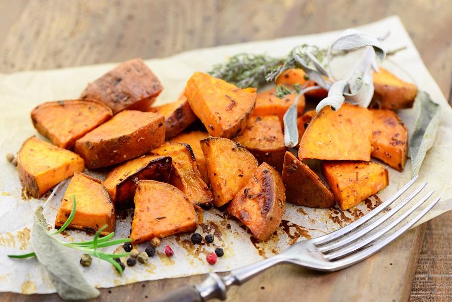 Süßkartoffeln richtig zubereiten. Bild: photocrew - fotolia