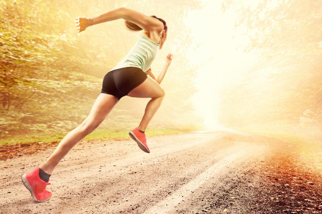 Wenn Sport zur Sucht wird. Forscher haben Gründe analysiert. Bild: lassedesignen - fotolia
