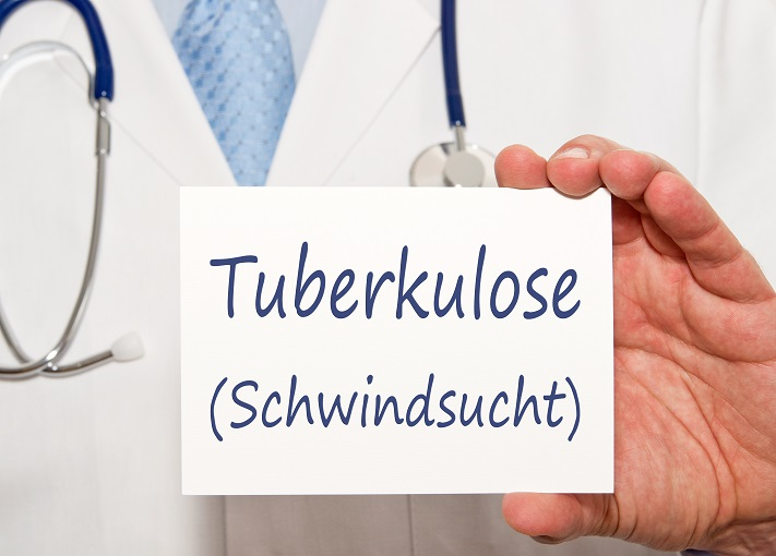 Tuberkulose - Fall im Asylbewerberheim aufgetreten. Bild: DOC RABE Media - Fotolia