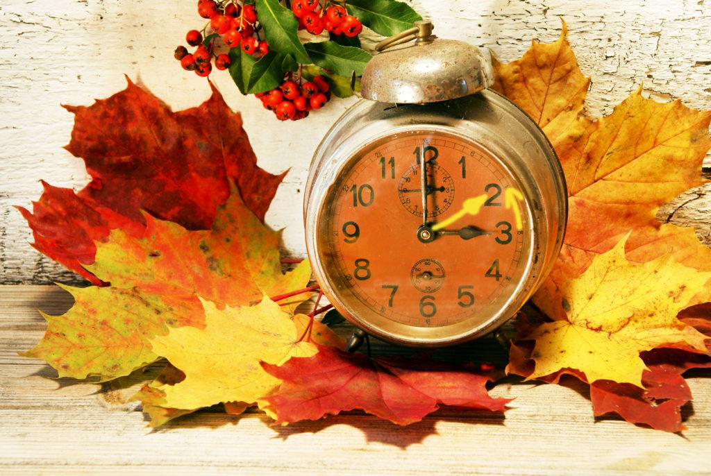 Heute wurde die Uhr umgestellt. Bild: Johanna Mühlbauer - fotolia