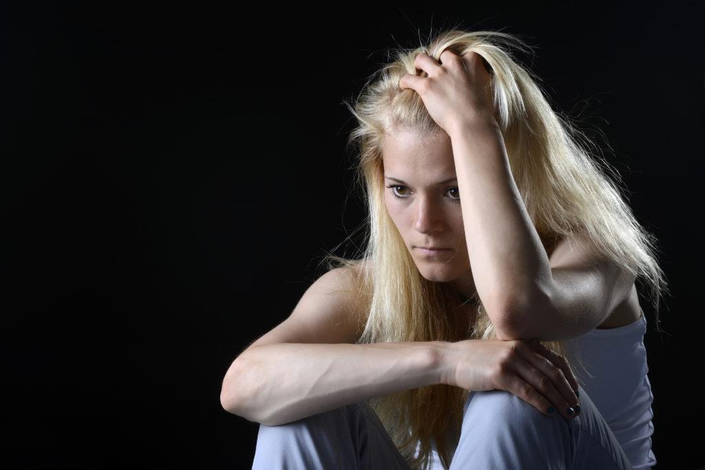 Viele junge Menschen leiden unter Zukunftsängsten. Bild: luna - fotolia
