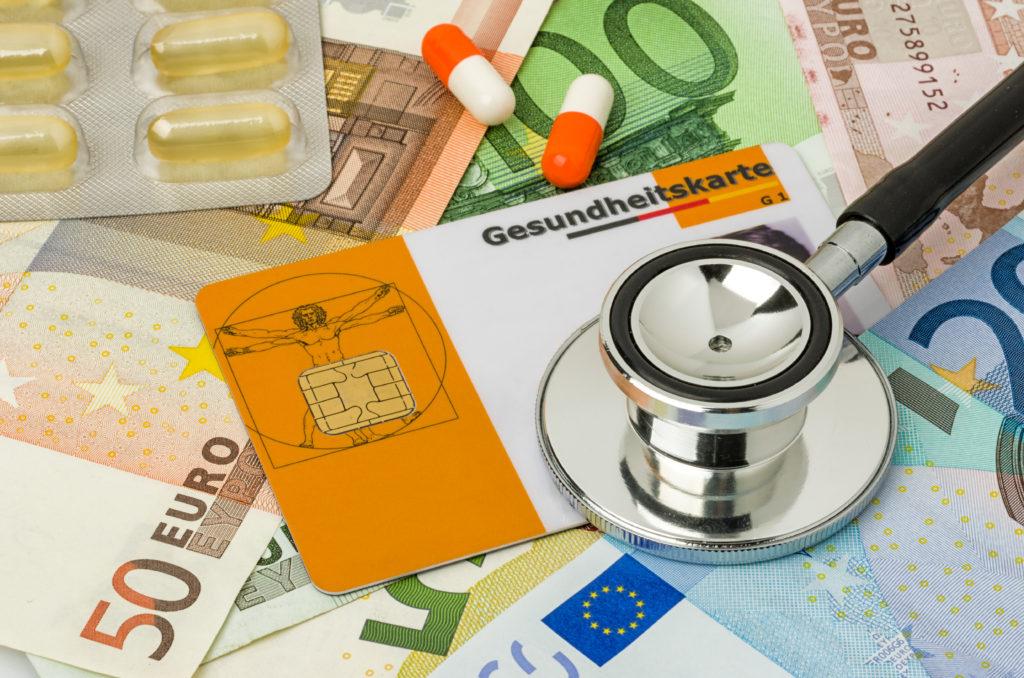 Falsche Anreize im Gesundheitssystem: Je mehr dokumentierte Erkrankungen und verschriebene Medikamente, desto mehr Geld für die Krankenversicherungen. (Bild: Zerbor/fotolia.com)