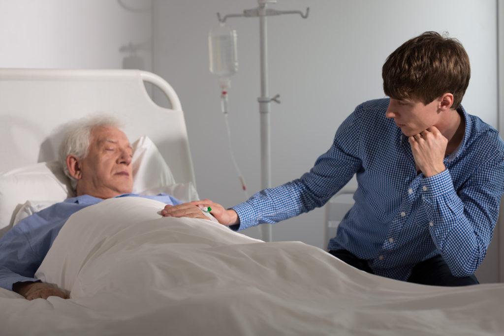 Die Hospiz- und Palliativversorgung in Deutschland soll mit dem aktuellen Gesetzesbeschluss deutlich verbessert werden. (photographee.eu/fotolia.com)