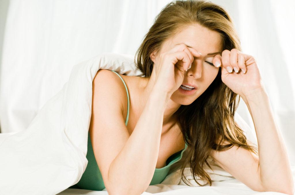 Liebeskummer bringt oft Schlafprobleme mit sich. (Bild: Jonas Glaubitz/fotolia.com)