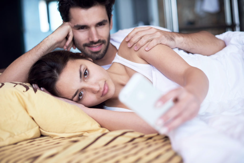 Das gemeinsame Bett: Wie wichtig ist es für eine intakte Partnerschaft? Bild: © .shock - fotolia