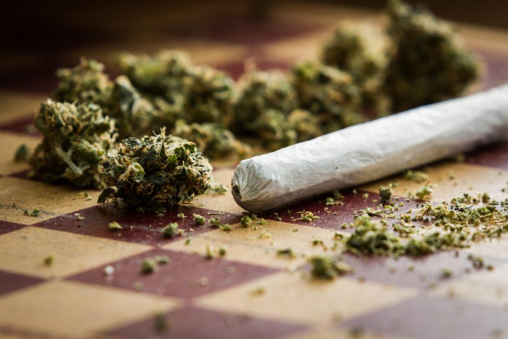 Mehrheit für ein Cannabis-Projekt in Kreuzberg. Bild: wollertz - fotolia