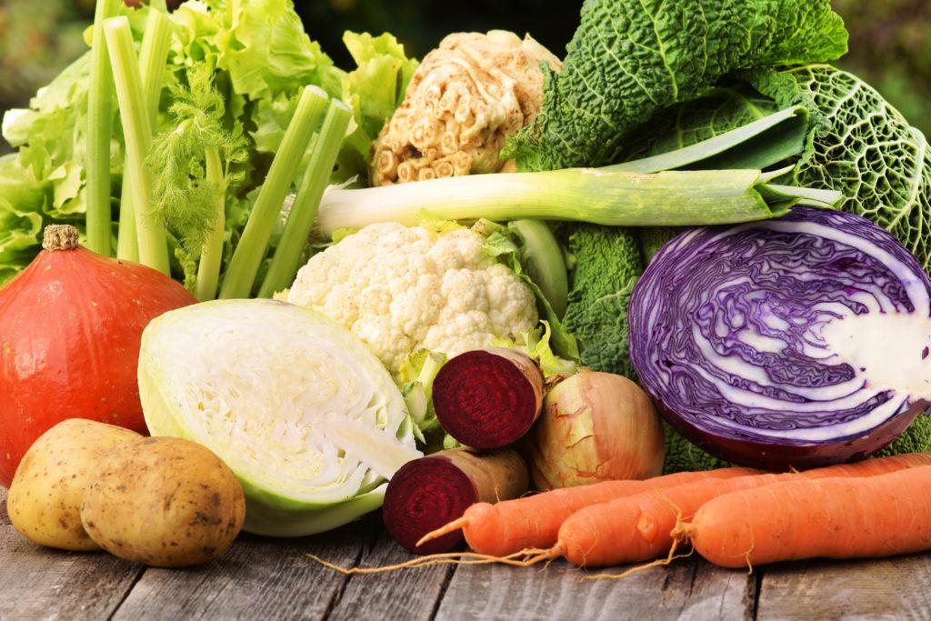 Heimisches Gemüse für die Gesundheit. Bild: Johanna Mühlbauer - fotolia