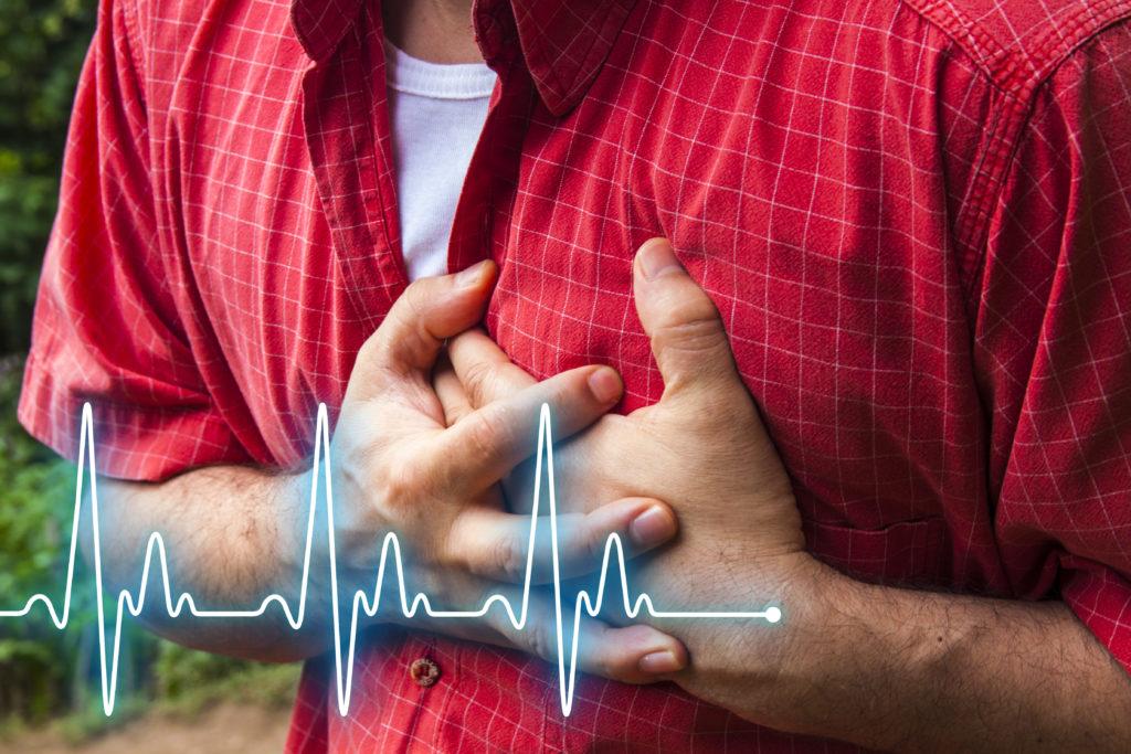 Viele verkennen die Anzeichen eines Herzinfarktes. Bild: hriana - fotolia
