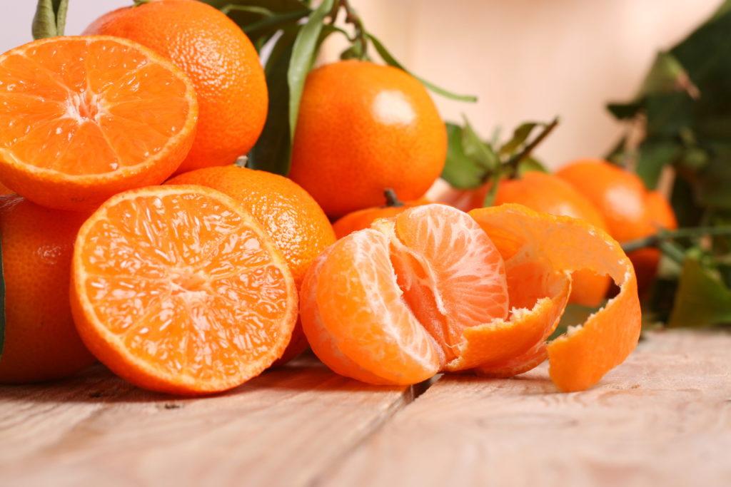 Äußerst gesund und schmackhaft: Mandarinen. Bild: Fontanis - fotolia