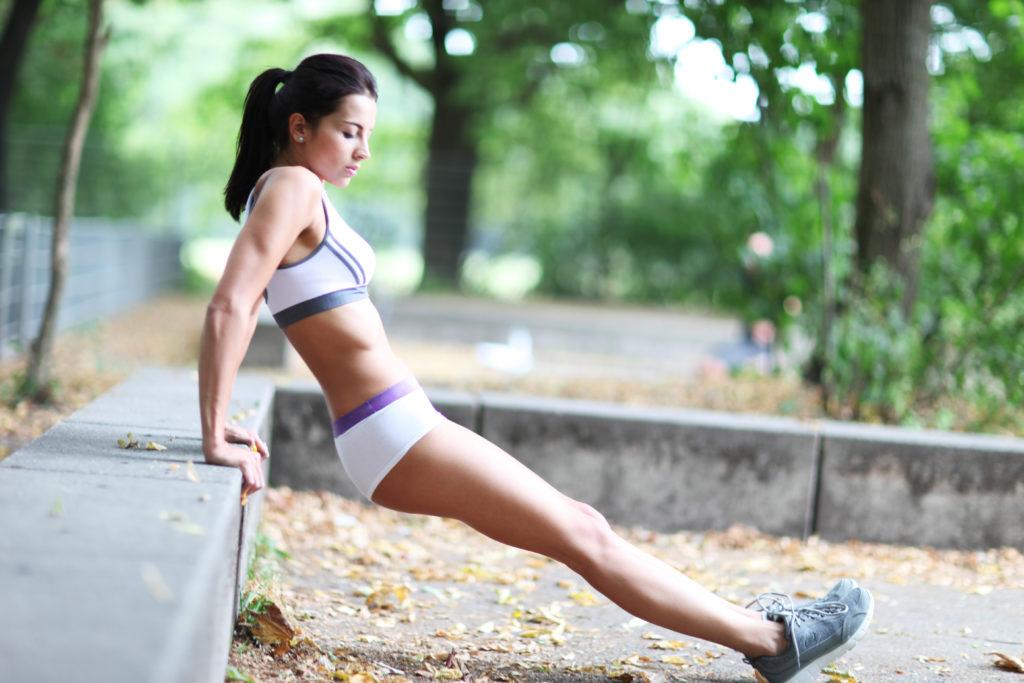 Starke Beine sind gut für das Gehirn. Bild: Peter Atkins - fotolia