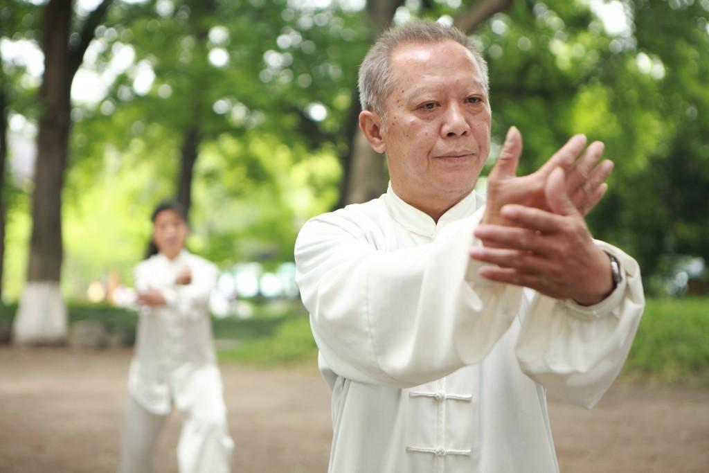 Tai Chi stärkt den Körper und die Seele. Bild: zhu difeng - fotolia