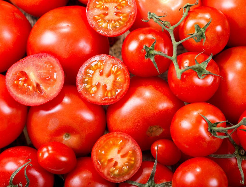 Tomaten mit wichtigen Inhaltsstoffen. Bild: Nitr - fotolia