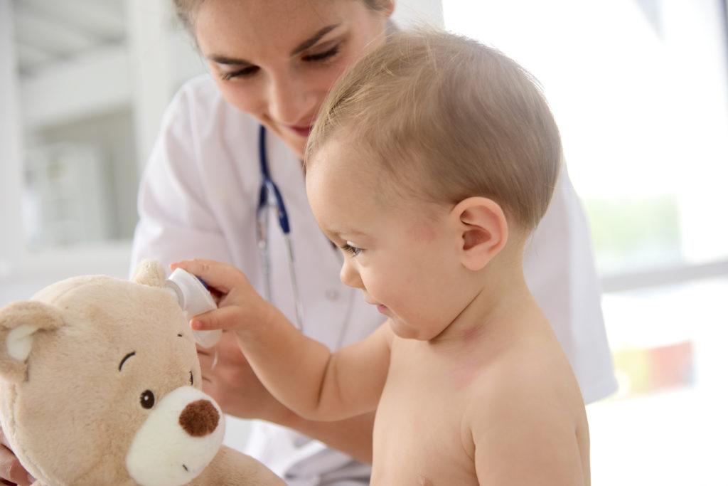 U-Untersuchungen sind wichtig, um die Entwicklung des Kindes zu sichern. Bild: goodluz - fotolia