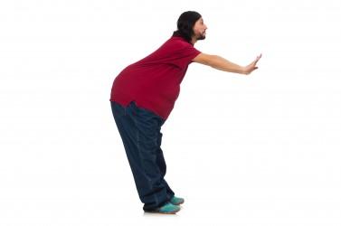 Nur wenige schaffen es nachhaltig Gewicht zu verlieren. Bild: Elnur - fotolia