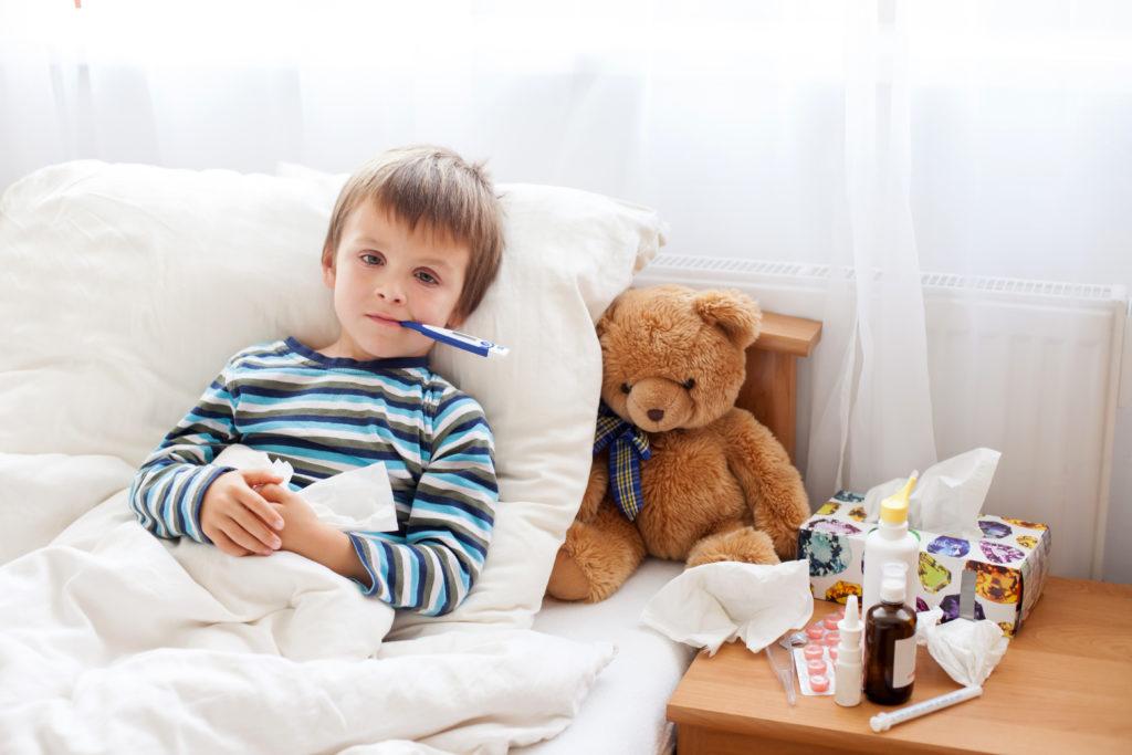 Die Einstellung viele Eltern gegenüber Antibiotiaka hat sich in den letzten Jahren gewandelt. (Bild: Tomsickova/fotolia.com)