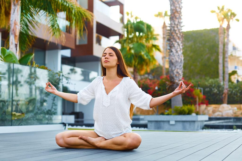 Stress reduzieren, ist der am häufigsten gefasste gute Vorsatz für das Jahr 2016. (Bild: puhhha/fotolia.com)