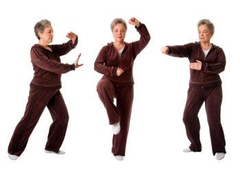Auch für ältere Menschen ist Tai Chi eine gut Methode den Körper und Geist fit zu halten. (Bild: Paul Hakimata/fotolia.com)