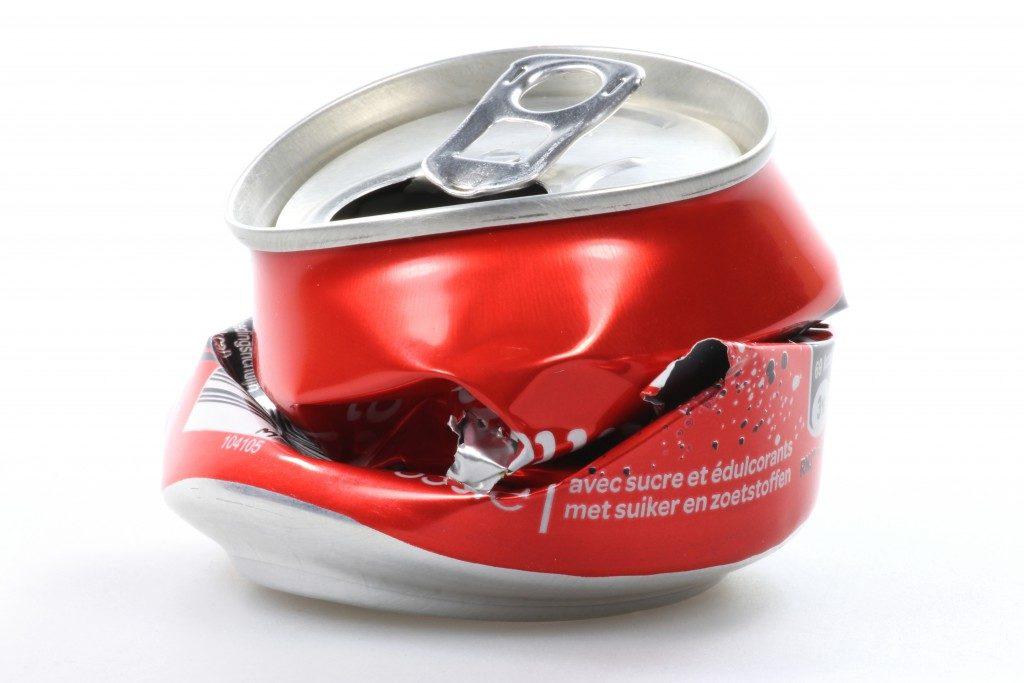 Zwölfjährige trinkt aus Cola-Dose - es endet mit einem Schrecken