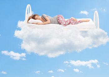 Warum wir träumen: Bis heute nicht abschließend erforscht. Bild: Ljupco Smokovski - fotolia