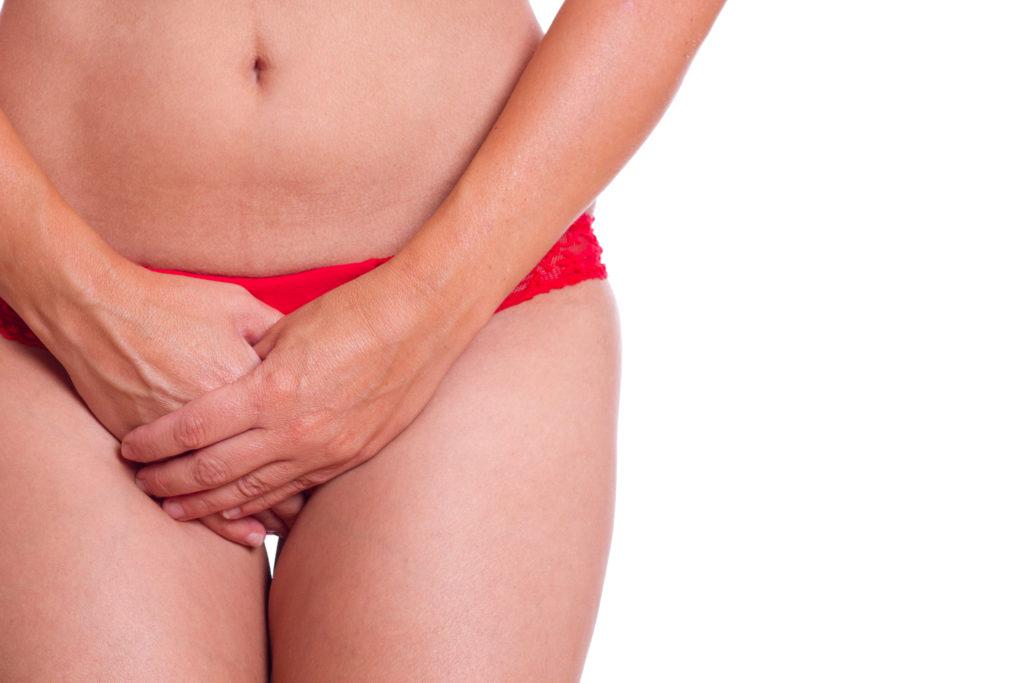 Eine Harninkontinenz infolge geschwächter Beckenbodenmuskulatur tritt vermehrt bei Frauen nach der Schwangerschaft auf. (Bild: SENTELLO/fotolia.com)
