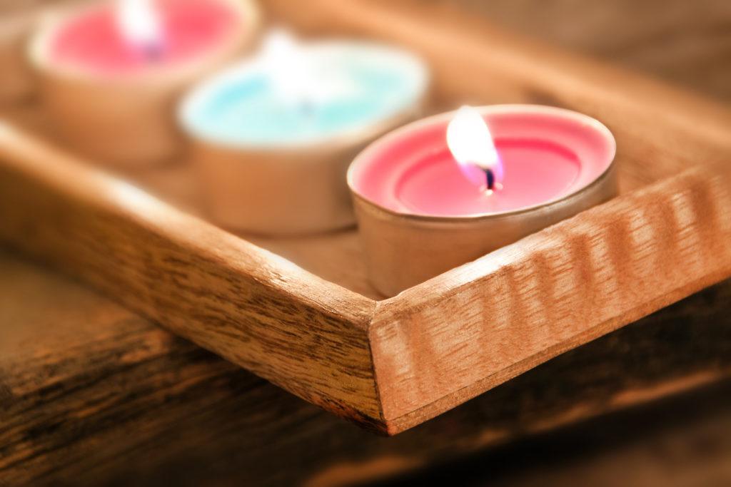 Duftkerzen können unter Umständen das Krebsrisiko erhöhen. (Bild: PhotoSG/fotolia.com)