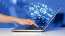 E-Mails erleichtern zwar die Kommunikation, können jedoch zu einem erheblichen Stressfaktor im werden. (BIld: ra2 studio/fotolia.com)
