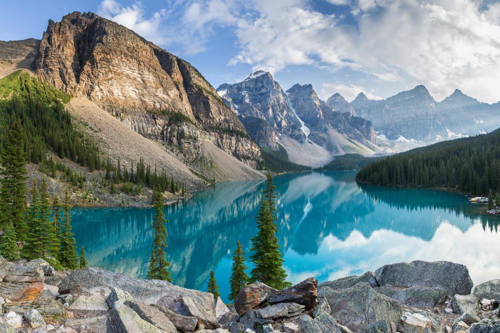 Komplexe Landschaftsbilder können unter Einfluss von Stress nur eingeschränkt wahrgenommen werden. (Bild: rcfotostock/fotolia.com)