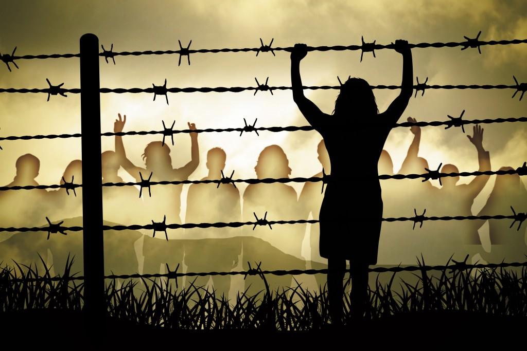 Menschen in Krisen- und Kriegsgebiete entwickeln infolge der extremen psychischen Belastungen häufiger eine Massenpsychose. (Bild: Benjamin Haas/fotolia.com)