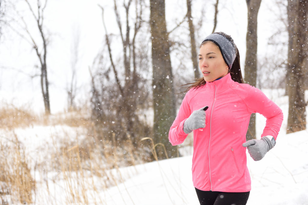 Körperliche Belastungen können bei einer Erkältung ernsthafte gesundheitliche Probleme nach sich ziehen. (Bild: Maridav/fotolia.com)