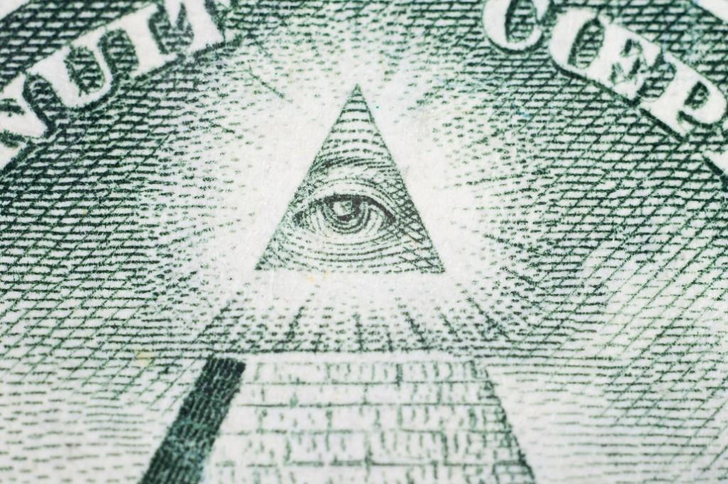 Beliebtes Motiv für allerlei Verschwörungstheorien. Bild: pit24 - fotolia