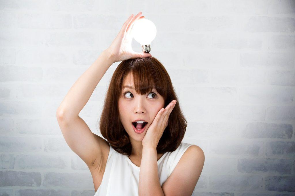 Geistesblitze und gute Ideen können wie auf Knopfdruck selbst erzeugt werden. Bild: kei907 - fotolia